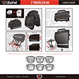 ZEFAL 7039b – Koffer an Gepäckträger Z Travel...Vergleich