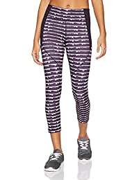 Under Armour Mirror Printed Crop Women's Sports Leggings