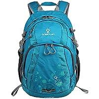 greeenlan Sport all' aria aperta 25L impermeabile zaino da escursionismo arrampicata alpinismo borsa da viaggio zaino da trekking, 801, Blue, 25L