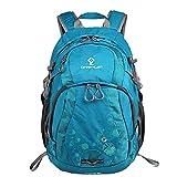 GREENLAN greeenlan Outdoor Sports 25L Wasserdicht Wandern Rucksack Klettern Bergsteigen Bag Travel Trekking Rucksack, 801, blau, 25 l
