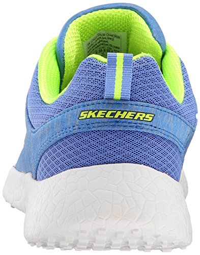 Skechers Sport Burst Equinox Fashion Sneaker blue
