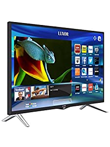 Luxor 32 inch HD-Ready, Smart Combi TV with Built-in DVD play
