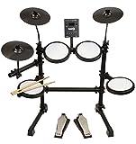 Rockjam DDMesh500 E-Drum Mesh Kopftrommel Kit
