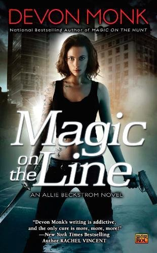 Magic On The Line Cover Image