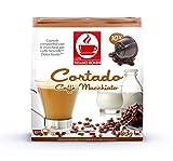 DOLCE GUSTO CORTADO Kaffee - 50 Stück Kompatible Kaffeekapseln von Caffè Bonini Italien