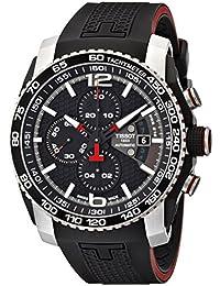 Tissot Herren-Armbanduhr Chronograph Automatik Kautschuk T079.427.27.057.00