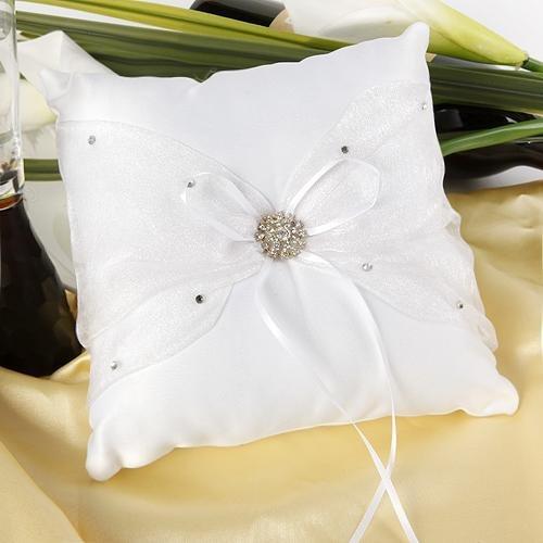 Western-Stil Hochzeit Daisy Diamond Flower Ring Kissen Hochzeit liefert (Western-stil Hochzeit Ringe)