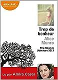 Trop de bonheur: Livre audio - 2 CD MP3 - 693 Mo + 648 Mo