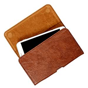 DooDa PU Leather Case Cover For Spice X-Life 364