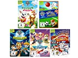 Paw Patrol - Volume 8-12 im Set - Deutsche Originalware [5 DVDs]