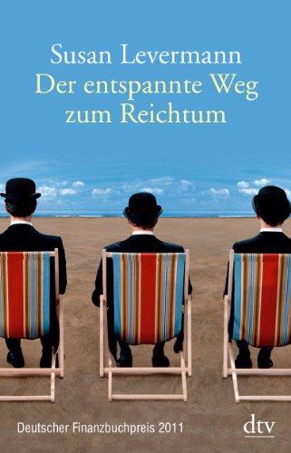 Buchseite und Rezensionen zu 'Der entspannte Weg zum Reichtum' von Susan Levermann