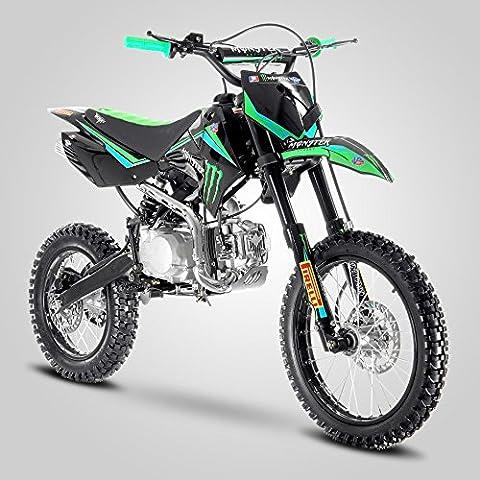 MOTO DIRT BIKE SMX-7 MONSTER 125CC 14/17