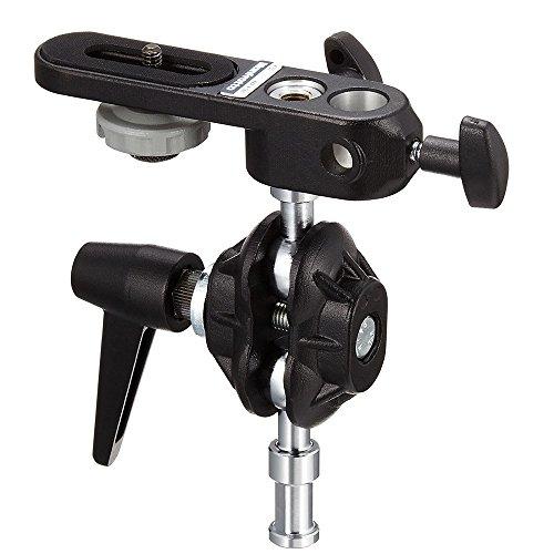 Manfrotto 155tilt-top Kopf mit Kamera-Plattform 143bkt Autopole Base