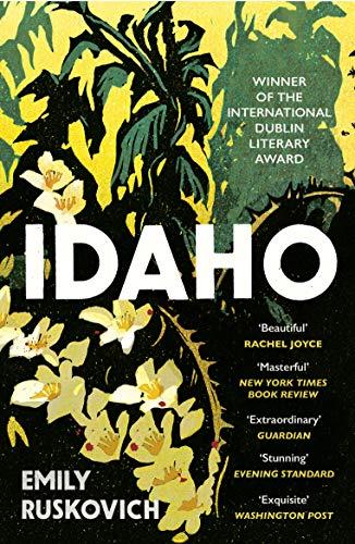 Buchseite und Rezensionen zu 'Idaho' von Emily Ruskovich
