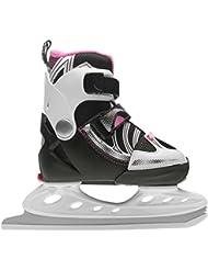 Fila Niños X One Ice Skates Júniors Zapatos Zapatillas Calzado Casual Negro / Magenta 1-3