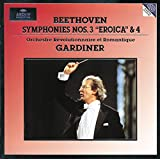 Beethoven: Symphonies, Nos 3 & 4