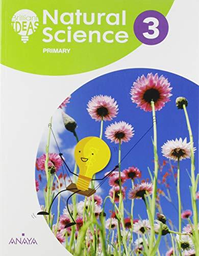 Pack Natural Science 3 Pupil's Book + Ideas de cerca + Brilliant Biography Female Nobel Prize Winners (BRILLIANT IDEAS