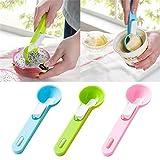 Generic Green : Ice cream ball spoon sco...