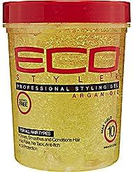 Eco Styler Gel de coiffure à Base d'huile d'argan 946 ml