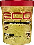Gel para el pelo Styler Eco que contiene el aceite de argán - 946 ml