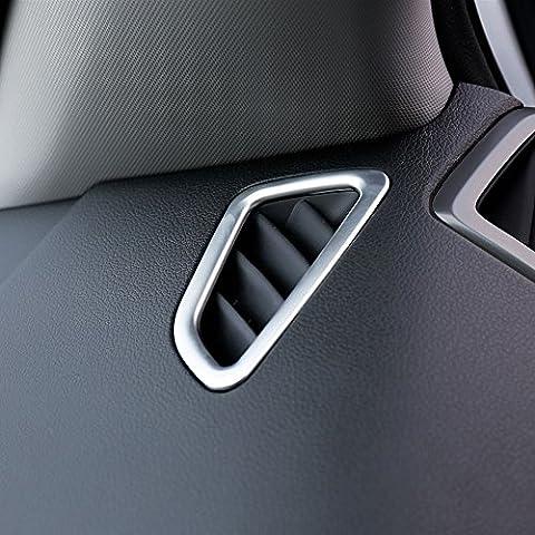 2x Innen Front Side AC Vent Outlet-Abdeckung für Hyundai Tucson 2016