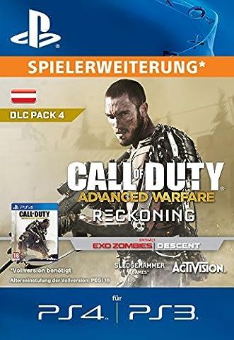 Call of Duty: Advanced Warfare - Reckoning [Spielerweiterung] [PS4 PS3 PSN Code - österreichisches