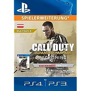 Call of Duty: Advanced Warfare – Reckoning [Spielerweiterung] [PS4 PS3 PSN Code – österreichisches Konto]