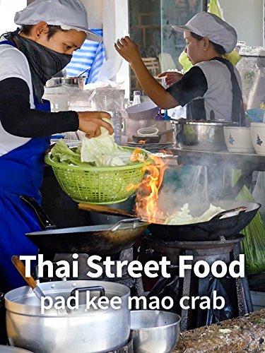thai-street-food-pad-kee-mao-crab