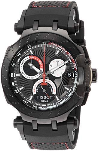 Tissot T-RACE JORGE ENZO 2018 LTD. 4.999pcs. T115.417.37.061.01 Cronografo uomo