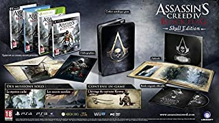 Assassin's Creed IV : Black Flag - Skull edition (B00E7NFXF8) | Amazon price tracker / tracking, Amazon price history charts, Amazon price watches, Amazon price drop alerts