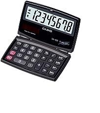 Casio SX-100-W Portable Calculator (Black)