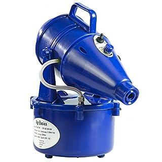 Agri Basics Kaltnebelgerät 1200W 6m Sprühradius 4L Tankinhalt 0-300ml/min Drucksprühgerät 230V elektrisch