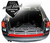 AfC S-LALK90923 Lackschutzfolie für Mercedes Benz Vaneo Typ W414 / Baujahr 09/2001–07/2005 Passform Ladekantenschutz matt schwarz / black 150µm