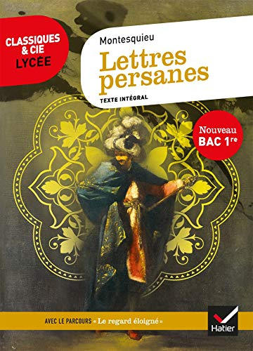 Lettres persanes (Bac 2020)