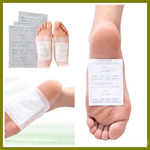Parches de pie Kapmore 100 piezas Parches de Almohadillas de pie Cuidado del dolor Cuidado de la Salud Almohadillas de pie Almohadillas de pie Parche adhesivo