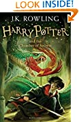 #3: Harry Potter and the Chamber of Secrets (Harry Potter 2)