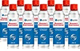 blupalu | 10 x 250 ml Wasserbett Conditionierer Set | Conditioner | Konditionierer | Wasserbett-Zubehör | für alle Wasserbetten