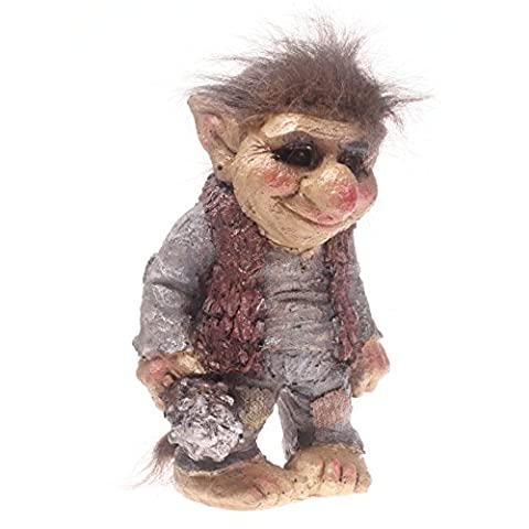 Terry The Troll Gnome Garden Gift Ornament A