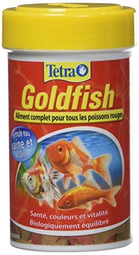 Tetra goldfish-mangime completo in fiocchi per pesce rosso-100ml