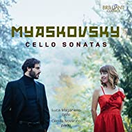 Myaskovsky: Cello Sonatas