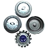 Xinvision Remplacement Rasoir Le rasoir Tête Lame pour Philips HQ30 HQ40 HQ56 PQ182 PQ202 YS500