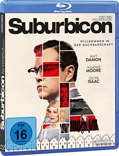 Suburbicon - Willkommen in der Nachbarschaft [Blu-ray]