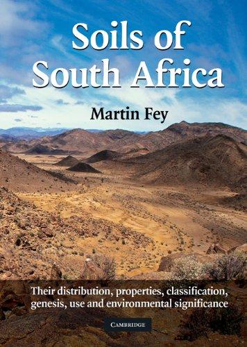 Soils of South Africa por Martin Fey