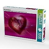 Das Abstrakte Herz 1000 Teile Puzzle Quer