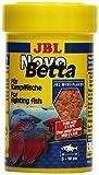 JBL NovoBetta 30171 Alleinfutter für Kampffische z.B. Labyrinthfische, Flocken 100 ml