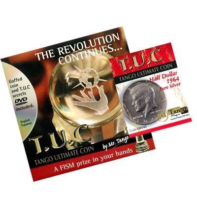 T.U.C. DVD + ½ Dollar - Tango - Buch Münzen Seltene