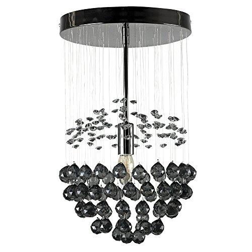 chandelier-lustre-suspension-moderne-finition-elegant-en-chrome-fonce-avec-des-gouttelettes-acryliqu