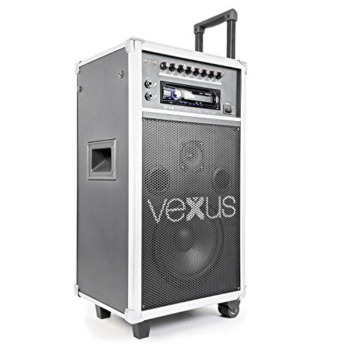 Vexus 170.007 st110 sistema portatil mp3