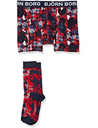 Björn Borg Men's Boxer Shorts Pack of 2
