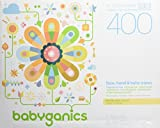 Babyganics Fragrance Free Face, Hand and Baby Wipes, 400 Count, Packaging May Vary